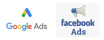 google ads e facebook ads